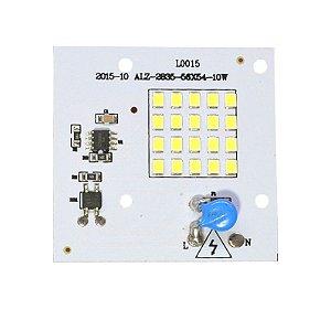 Modulo LED 10W Branco Quente 3000K Driver Integrado 220V K2149