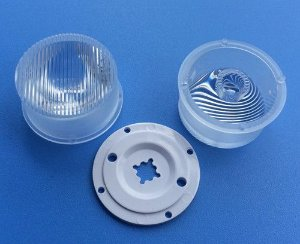 Lente 20-40 Graus para LED Cree XPE XPG XTE 3535 KB-H22-2040FZ-XP K2135