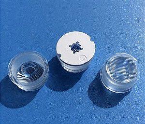 Lente 25-40 Graus Para LED Cree XPE XPG XTE 3535 KB-H14-2540F-XP K2114