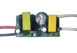 Fonte Driver para 4 a 7 LEDs de 1W Bivolt K2240