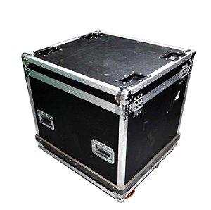 Flight Case Para transporte de Painel LED 64x64cm 6 Divisões K2603
