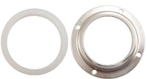Suporte Inox para Lentes 50mm KB-HB50-XX K1759