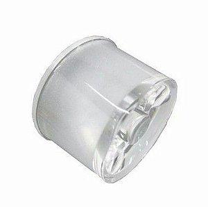 Lente 45 Graus Para LED 1W 3W Waterproof Prismática K2656
