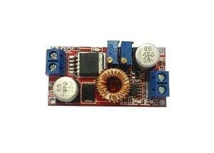 LED driver buck IN 4-32V OUT 1.25-30V 5A 75W IC:XL4015 adj VxI sem case