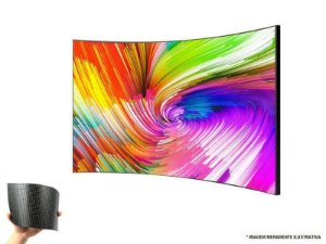 Módulo Painel LED P4 RGB 256x128mm Flexível HUB75 Iterno K2680