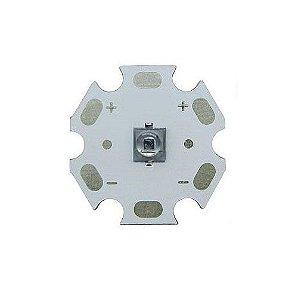 LED 3535 3W infravermelho 940nm 60 graus SMD K2716