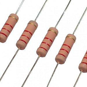 Resistor 3W 5% 47R 242