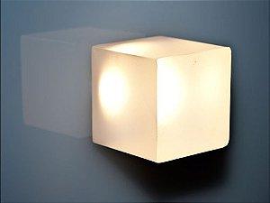 Balizador Kube Embutir LED 0,05W 3K Bivol Interno