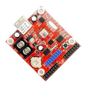 Placa Controladora TF-S6U 1xHUB8 + 2xHUB12 para painel LED K2385