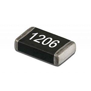 Resistor 1K0 1206 5% 1/4w Smd K2750