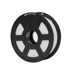Filamento Plástico Novo PLA 1.75mm Branco 1KG - 3D0079