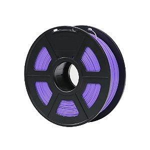 Filamento Plástico Novo PLA 1.75mm Violeta 1KG - 3D0072