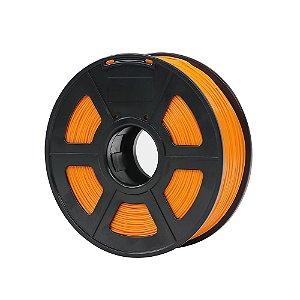 Filamento Plástico ABS 1.75mm Laranja 1KG - 3D0051