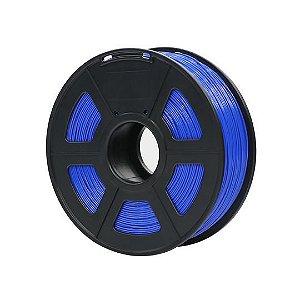Filamento Plástico ABS 1.75mm Azul 1KG - 3D0050