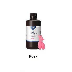 Resina UV 3D Eco Rosa 1L - 3D0014