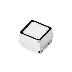LED RGB 3535 PLCC6 SMD FRENTE PRETA K2786