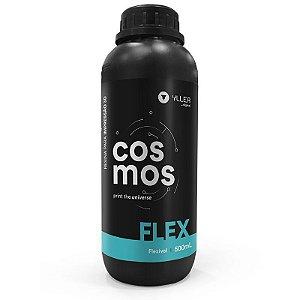 Cosmos FLEX - Resina para impressora 3D - Flexível - 500mL