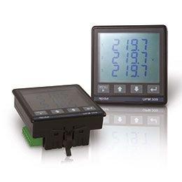 Medidor multifuncional trifásico DIN 96x96 UPM309 6A 230V