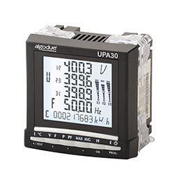 Analisador de Rede Trifásico para Controle de energia em ambiente industrial UPA30