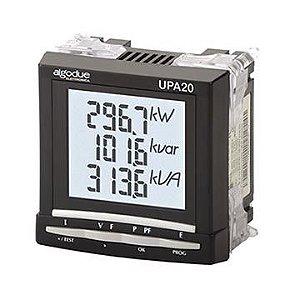 Analisador de Rede Trifásico para Controle de energia em ambiente industrial UPA20