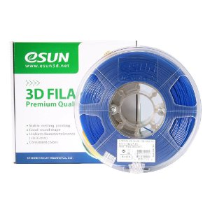Filamento PLA+ 1.75mm 1kg Premium Azul E0003