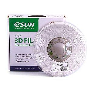 Filamento ABS+ 1.75mm 1kg Premium Branco E0009