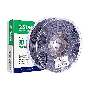 Filamento ABS+ 1.75mm 1kg Premium Cinza E0013