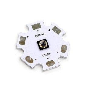 Power LED 5W infravermelho 850nm 150° Oslon Black IR K2915