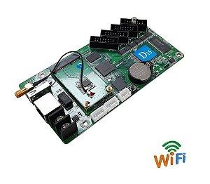 Controladora Para Painel LED HD-D15 Com Wifi Antena Inclusa K2917