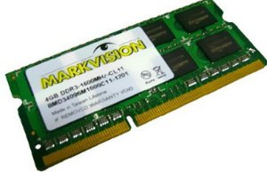 Memória DDR3 4GB/1600 NOTE Low Voltage - Markvision