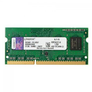 Memória DDR3 4GB/1600 NOTE - Kingston
