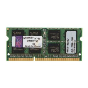 Memória DDR3 8GB/1600 NOTE - Kingston
