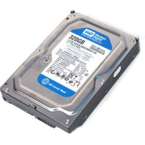 HD Western Digital 320GB 7200RPM 3.5""