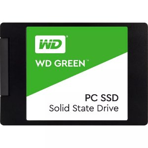 SSD Western Digital 120GB Sata III- 2,5""