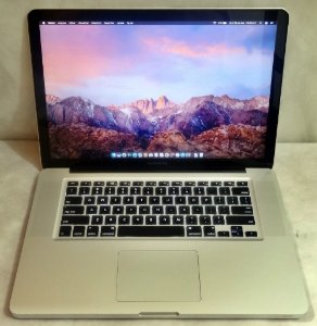 "MacBook Pro MC373LL/A 15.4"" Intel Core i7 2.66GHz 8GB HD-500GB 