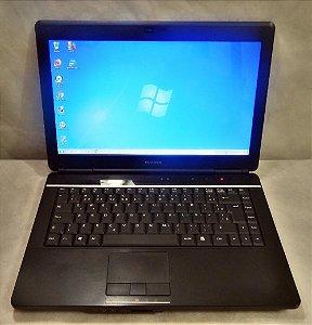 "Notebook Positivo Premium 2035 14.1"" Intel Dual Core 2.10GHz 2GB HD-160GB"