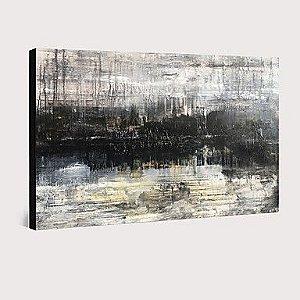 Pintura Em Tela Abstrato Moderno
