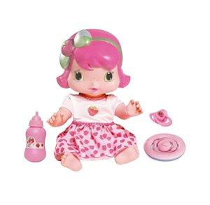 Boneca Baby Moranguinho Amiguinha