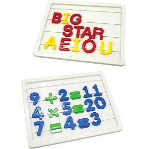 Aprender e Brincar - Letras e Números