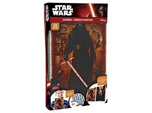 Quebra-Cabeça Plástico Star Wars - Kylo Ren