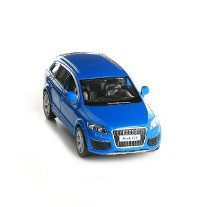 Miniatura em Metal Veículo AUDI Q7 V12 - DTC