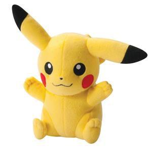 Pelúcia Pikachu Tomy  (original)
