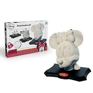 Puzzle Escultura 3D Minnie