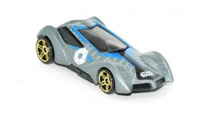 Carrinho Hot Wheels Star Wars Sinistra