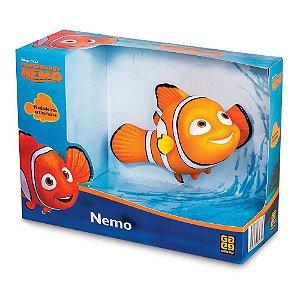 Super KIT Bonecos Vinil Dory + Boneco Nemo