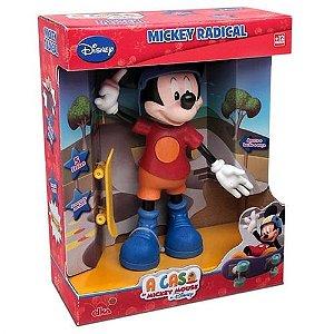 Boneco Mickey Radical Com Frases