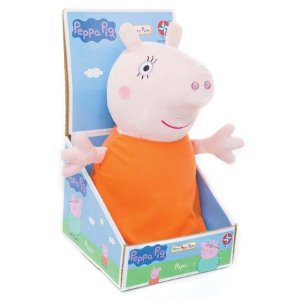 Pelúcia Peppa Pig - Mamãe