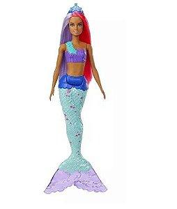 Barbie Dreamtopia Sereia
