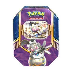 Pokémon Lata EX Batalha de Coração Magearna