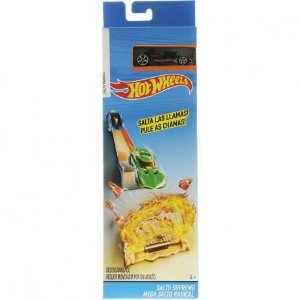 Hot Wheels Pista Mega Salto Radical